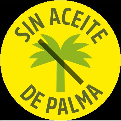 Sin aceite de palma