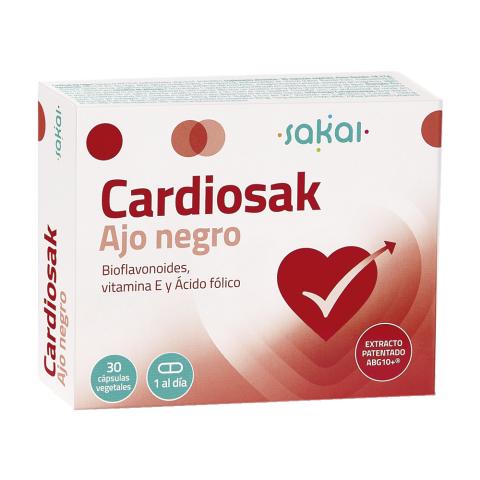 Cardiosak Sakai, Bienestar cardiovascular y control de los triglicéridos y tensión arterial