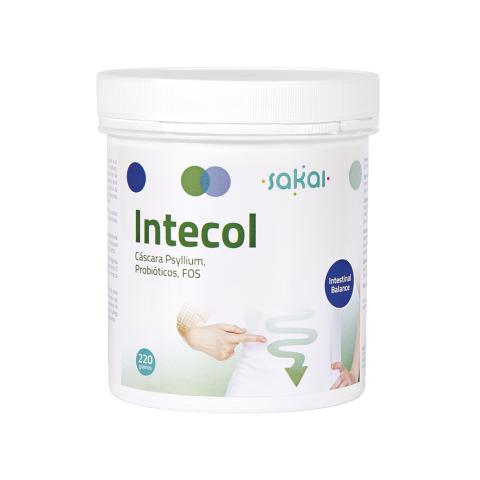 Intecol regula la función intestinal
