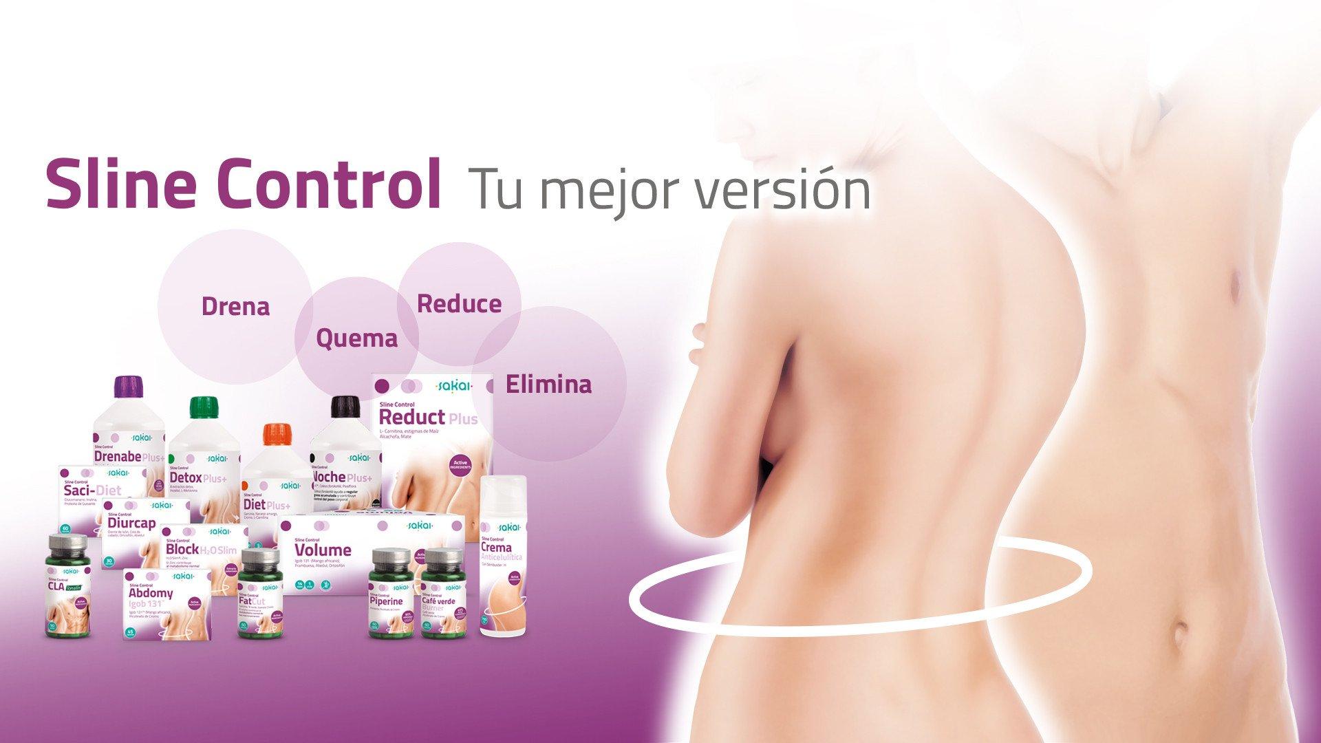 Sline Control -Tu mejor versión, eficaz para el control de la línea